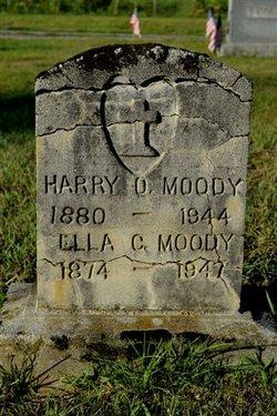 Harry Otto Gramille Moody