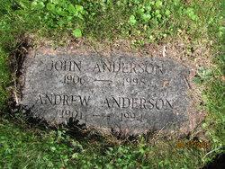 "John W. ""Johnny"" Anderson"