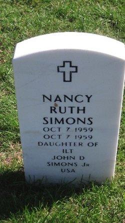 Nancy Ruth Simons