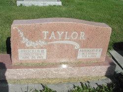 Eliza Priscilla <I>Merrill</I> Taylor