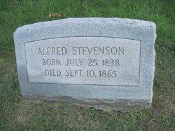 Alfred Stevenson