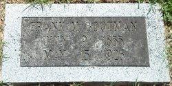 Frank M. Bootman