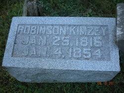 Ephraim Robinson Kimzey