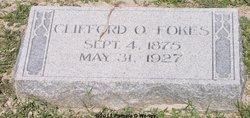 Clifford Oliver Fokes