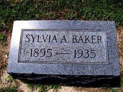 Sylvia A. <I>Rardin</I> Baker