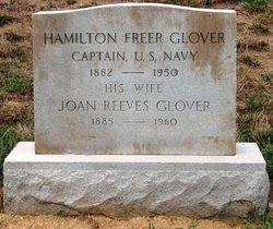 Joan Howell <I>Reeves</I> Glover