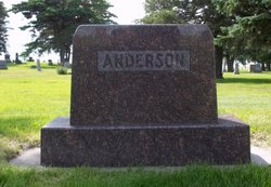 Alma E <I>Erickson</I> Anderson