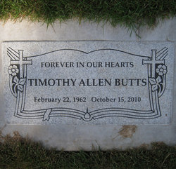 Timothy Allen Butts