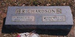 Stonewall Jackson Richardson