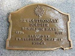 Lieut Benjamin Hart