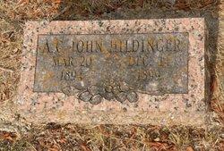 A C John Hildinger