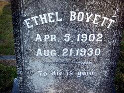 Ethel Boyett
