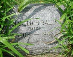 "Harold Heenan ""Mike"" Bales"