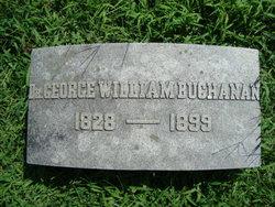 Dr George William Buchanan
