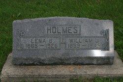 Lena Beatrice <I>Sullivan</I> Holmes