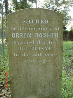 Orren Perry Dasher