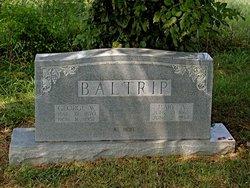 Mary Angeline <I>Hurst</I> Baltrip