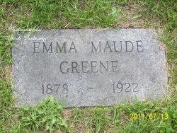 Emma Maude Greene
