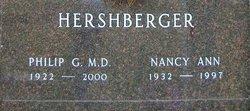 Dr Philip G. Hershberger