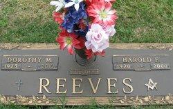 Harold Eugene Reeves