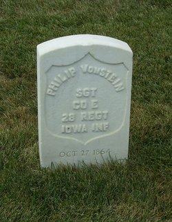 Sgt Johann Philip Von Stein