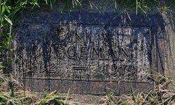 Frank W Boegeman