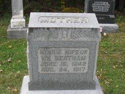 Minnie Bertram