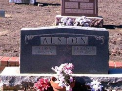 Clara <I>Read</I> Alston