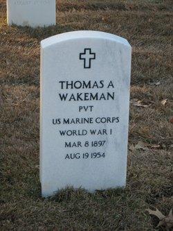 Thomas Augustus Wakeman