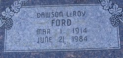 Dawson LeRoy Ford