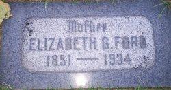 Elizabeth <I>Garn</I> Ford