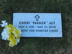 Cherrilynn Ann <I>Parker</I> Alt