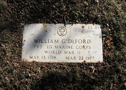 William Gordon Deford