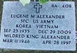 Eugene M Alexander