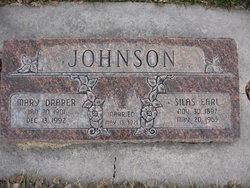 Mary E. <I>Draper</I> Johnson