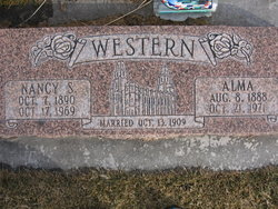 Nancy <I>Stanworth</I> Western