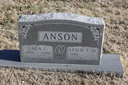 Laila Carolyn <I>Stephens</I> Anson