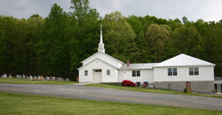 Sperrys Run United Methodist Church Cemetery