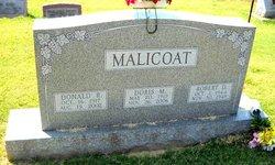 Doris Molly <I>Neill</I> Malicoat