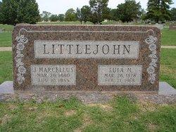 Rev James Marcellus Littlejohn