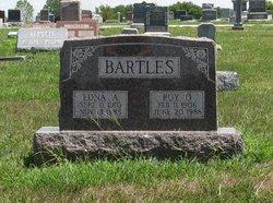 Roy Olvernon Bartles