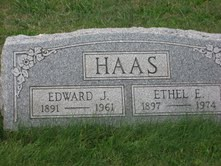 Edward John Haas