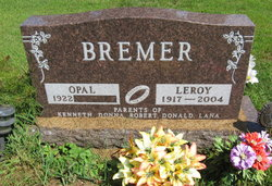 Leroy August Bremer