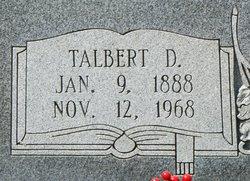"Talbert Decal ""Tad"" Todd"