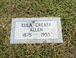Carrie Eula <I>Graves</I> Allen