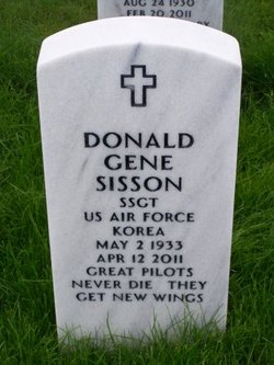 Donald Gene Sisson