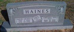 David Graves Haines