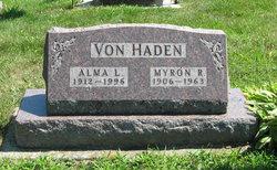 Myron R. Von Haden