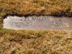 Melvin Marvin Ballard