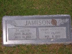 Dr Alfred Jamison